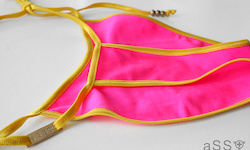 Royal-Bikini (Yellow/Shine Barbie)