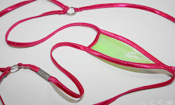Physical-Bikini (Pink/Metalmesh Lime)
